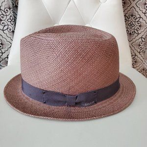 NWOT Bailey of Hollywood Cuban Panama Straw Hat